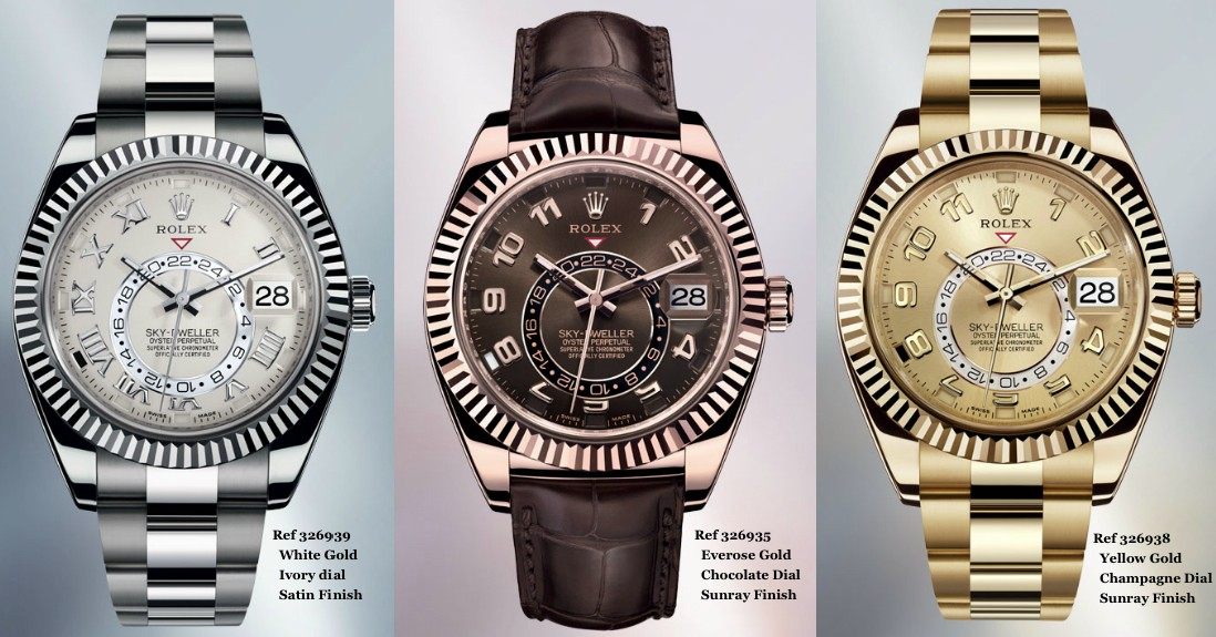 Rolex Sky-dweller Replica Watches